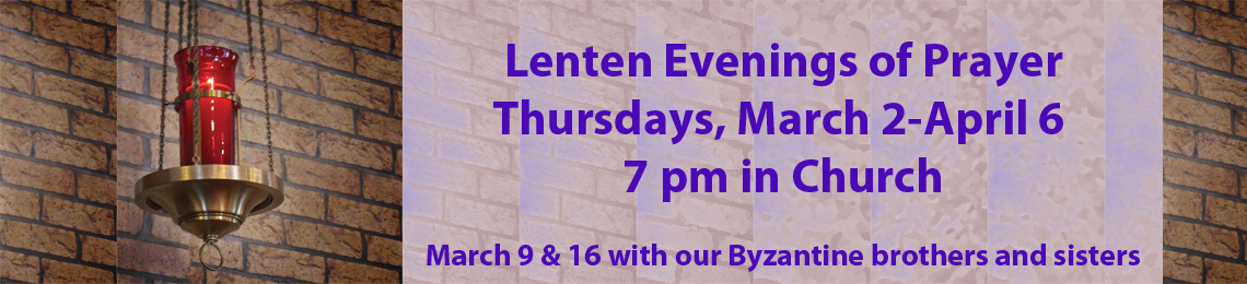 Thursdays during Lent