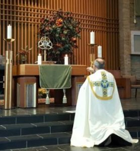 Eucharistic Holy Hour & Rose Procession