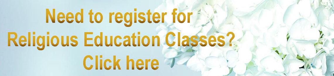 Register for RE Classes