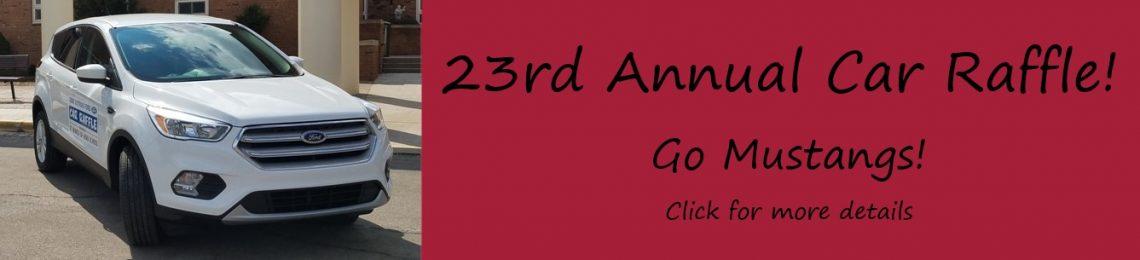 23rd Annual Car Raffle