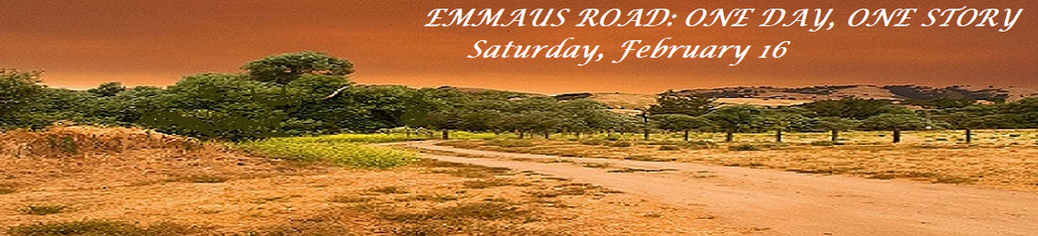 Emmaus Road: One Day, One Story