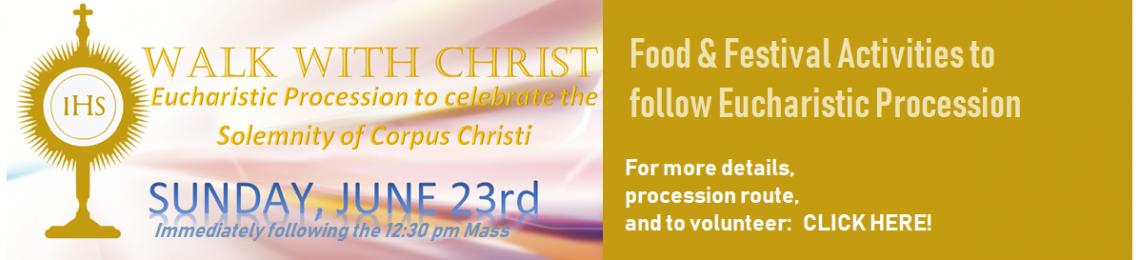 Corpus Christi Celebration