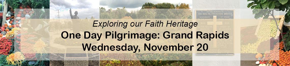 pilgrimage Grand Rapids