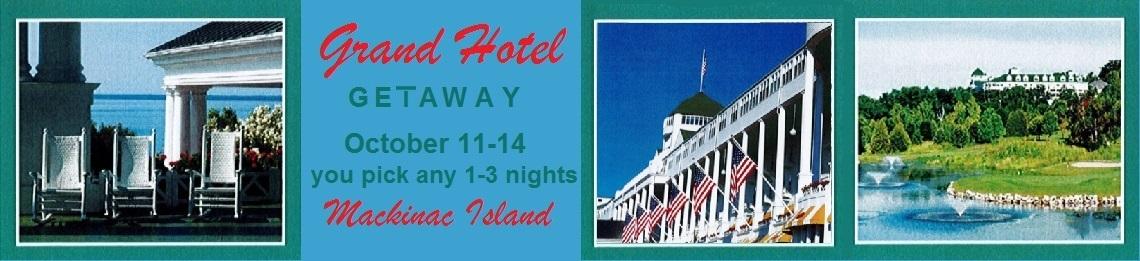 Getaway: Grand Hotel